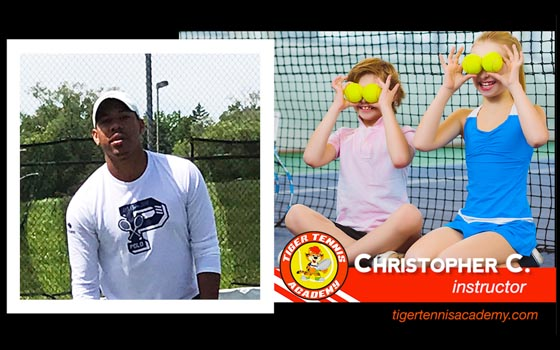 instructor tiger tennis academy