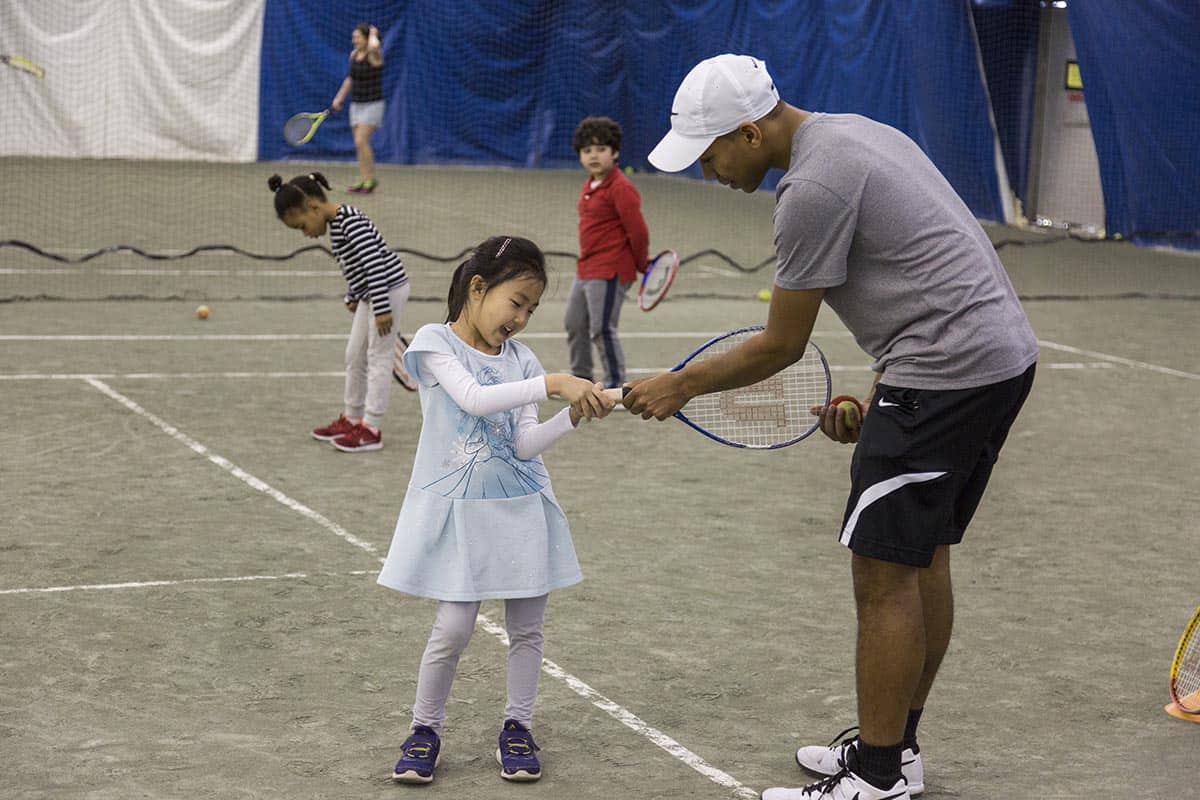 kids tennis classes 3 to 5 years old New York