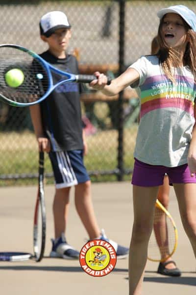 kids tennis classes 6-9 years old tiger tennis academy