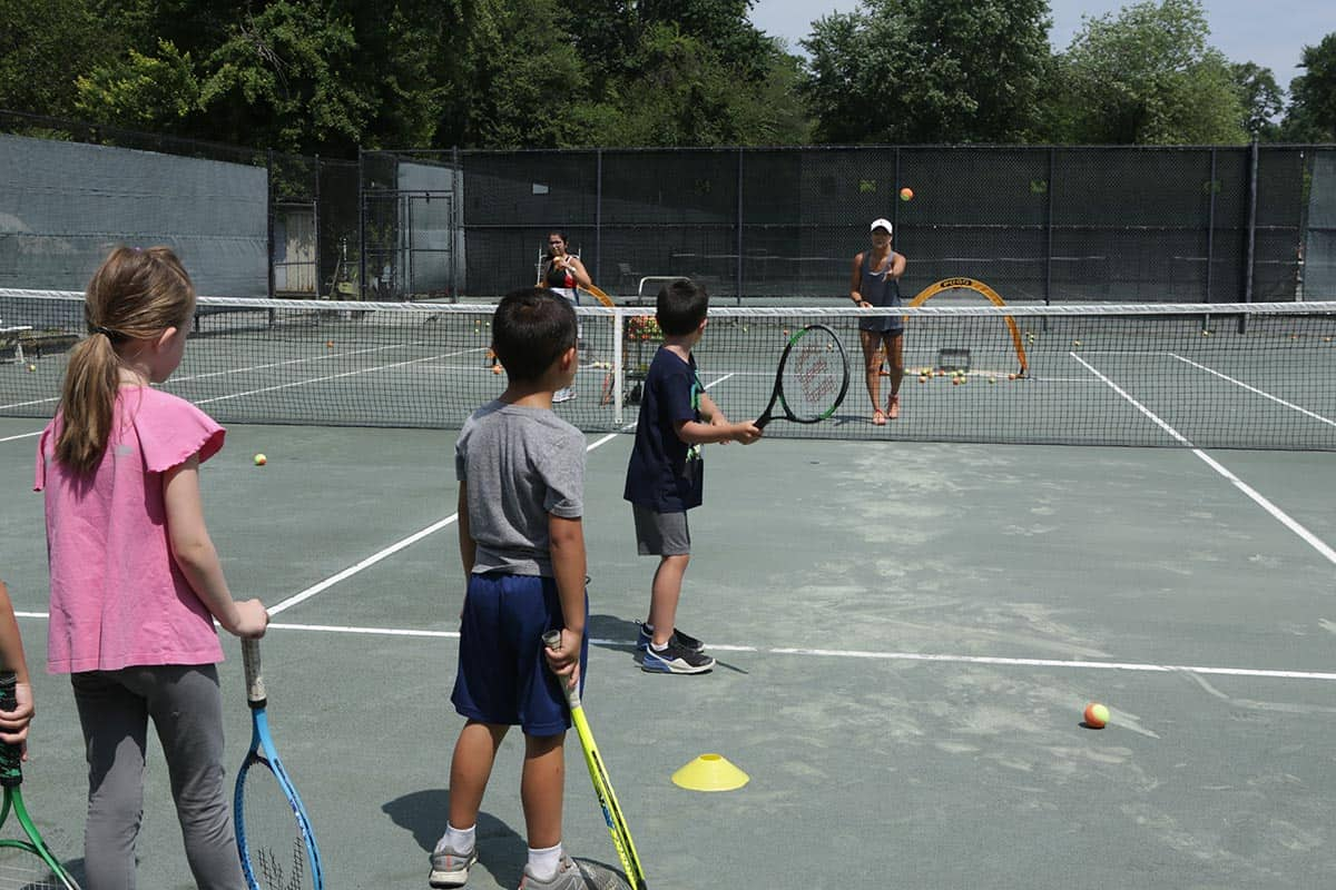 kids tennis classes garden city tiger tennis academy
