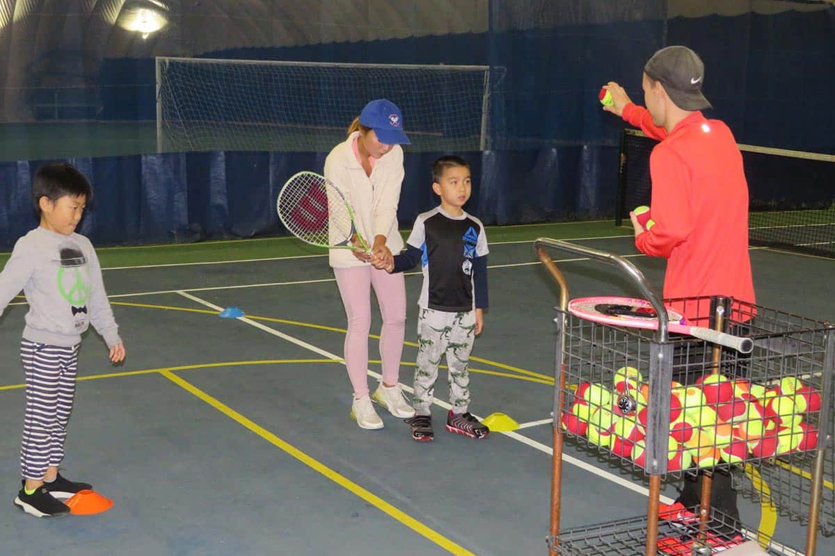 kids tennis classes indoor tiger tennis academy