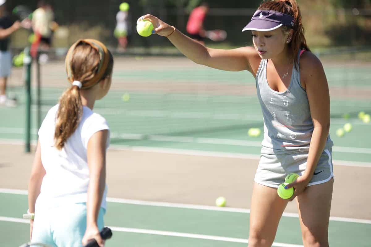 kids tennis classes instructor tiger tennis academy