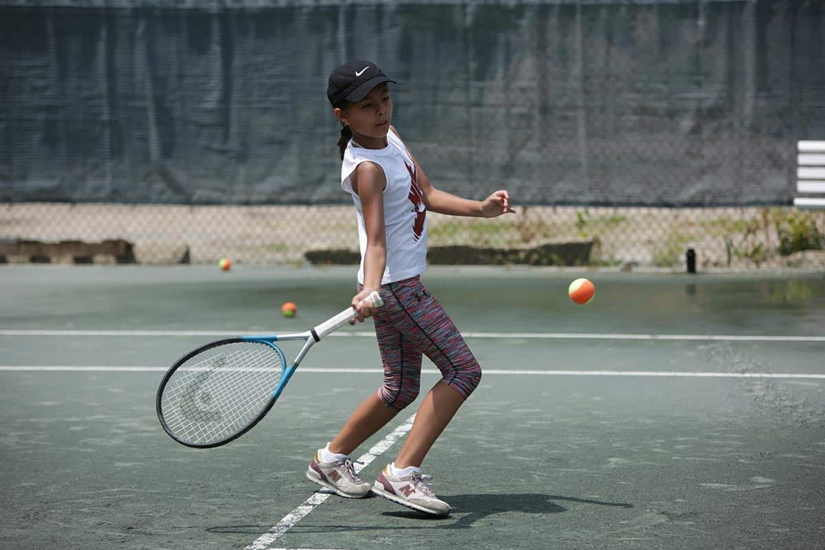 kids tennis classes outdoor tiger tennis academy