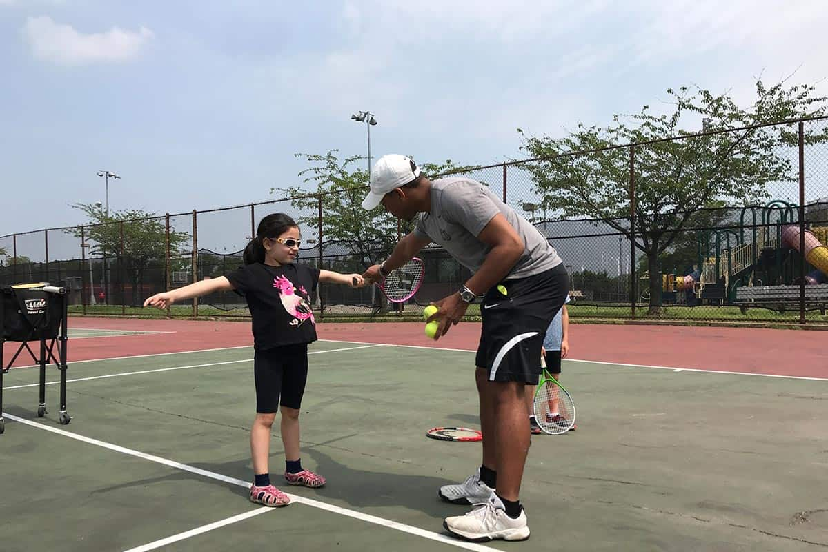 kids tennis classes Queens tiger tennis academy