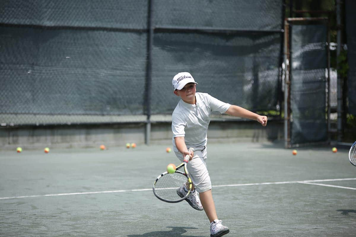 kids tennis classes tiger tennis academy
