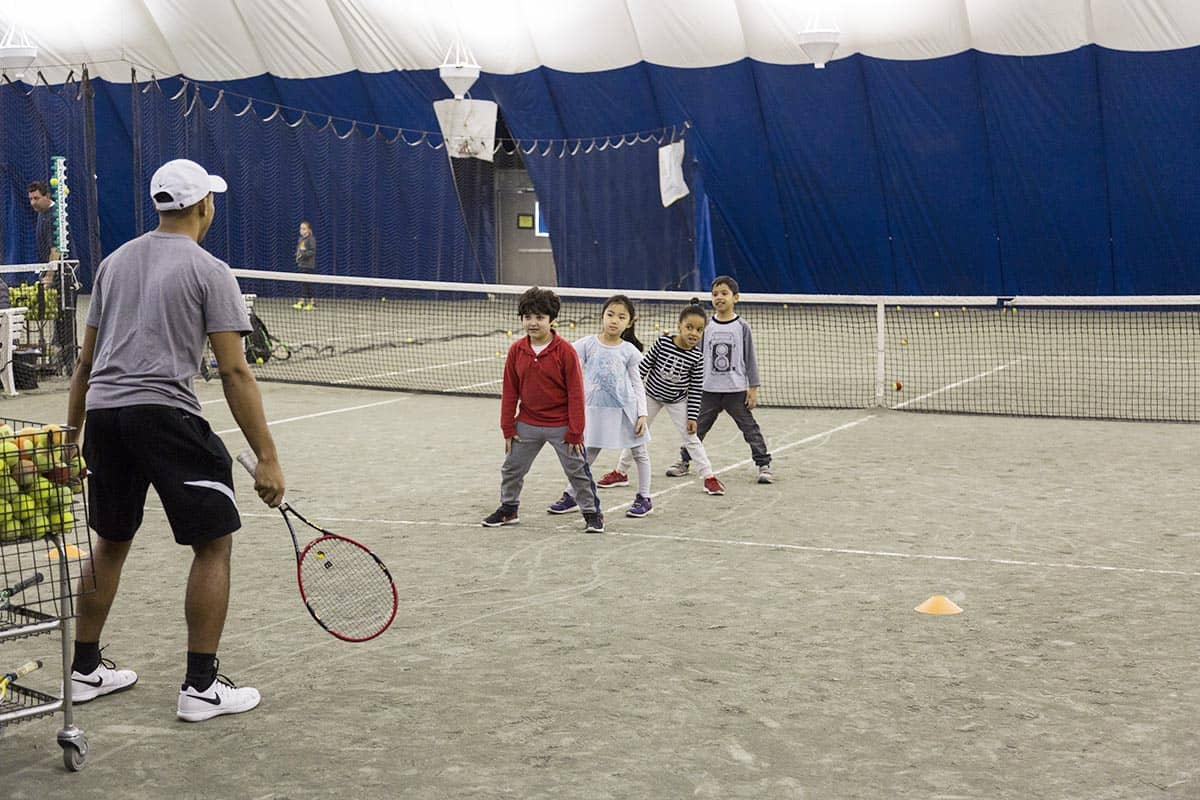 kids tennis classes New York