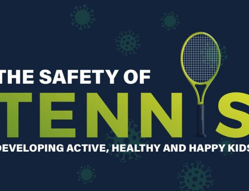 Developing Active, Healthy, and Happy Kids through the Safety of Tennis