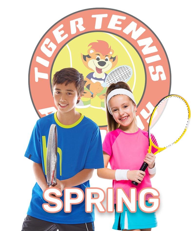 tiger tennis academy semester